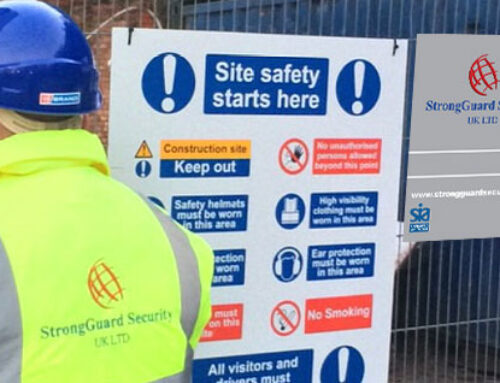 Construction Security Liverpool | Building Site Security Liverpool
