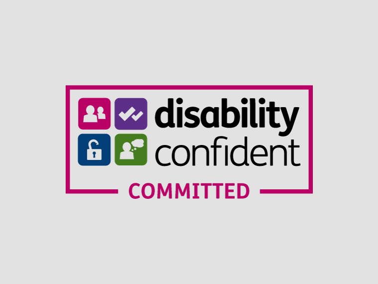 Disability confident award