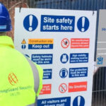 Construction Security -building site security